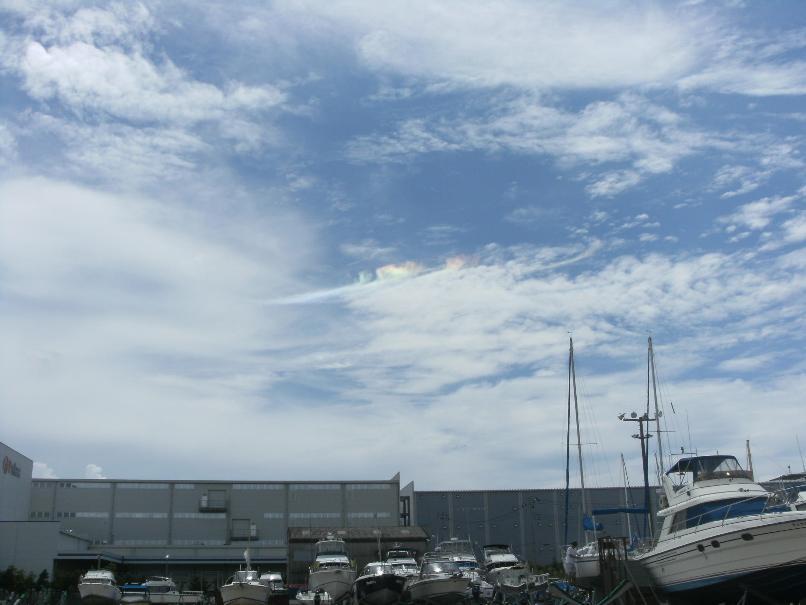 不思議な雲?.JPG